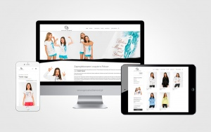 Genuinediamond - ecommerce strona web